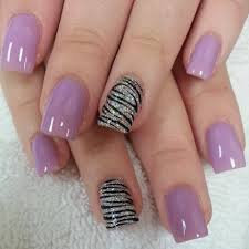 best purple nail art design sbbb info