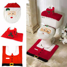 Christmas Bathroom Rugs Bathroom Christmas Bathroom Sets Features Christmas Decorations