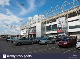 toyota home pride park stadium toyota west stand home of derby county football