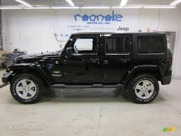 2011 Wrangler 2011 Jeep Wrangler Unlimited Sahara 4x4 In Black 548844 Jax