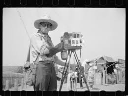 photographers in photos of photographers in the great depression