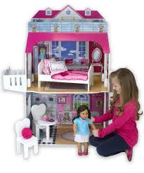 amazon com sophia u0027s two story doll house with balcony 18 inch