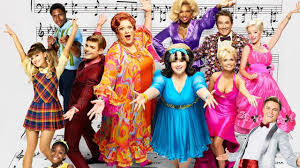 ariana grande costumes for halloween first look at ariana grande u0026 dove cameron in hairspray live cast