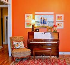 summer sunset favorite paint colors blog cozy home pinterest