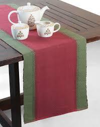 buy fabindia red green cotton woven zeeya table runner online buy fabindia red green cotton woven zeeya table runner online fabindia com