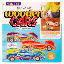 amazon com wood craft kits toys u0026 games