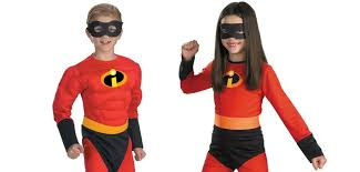 Halloween Costumes Incredibles 10 Child Superheroes Halloween Costume Ideas