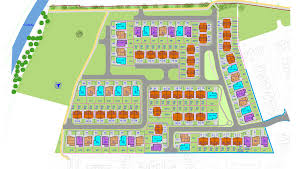 site plans for houses housing development site plan