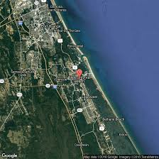 New Smyrna Beach Florida Map by Camping In New Smyrna Florida Usa Today