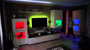 dream color led strip light for tv and ceiling backlighting
