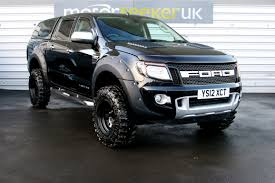 ford ranger raptor 2017 images of raptor black is a sc
