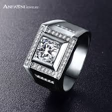 Wedding Rings For Men by Online Get Cheap Square Wedding Rings For Men Aliexpress Com