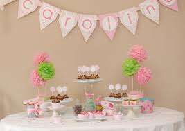 Pink Elephant Nursery Decor by Baby Shower Decorations Elephant Theme Pink Elephant Baby Shower