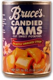 Candied Yams Thanksgiving Bruce U0027s Candied Yams Candied Yams New Orleans U0026 Cajun Packaged
