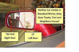 Find My Blind Spot C7 Visibility Corvetteforum Chevrolet Corvette Forum Discussion