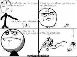 Memes Para Facebook En Espaã Ol - memes graciosos para comentar en facebook 癲ya no tengo miedo