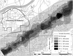Florida Tornado Map by Making The Case For Improved Structural Design Tornado Outbreaks