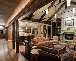 rustic open floor plans 61 best open floor plan images on pinterest living room chip and