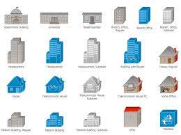 Home Floor Plan Visio Stencil Cisco Buildings Cisco Icons Shapes Stencils And Symbols