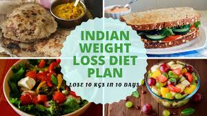 how to lose weight fast 10kg in 10 days full day indian diet