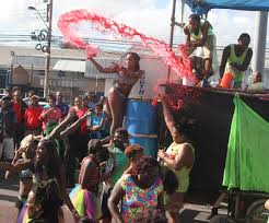 Sofa Kings Band South J U0027ouvert Revellers Out In Full Force The Trinidad Guardian