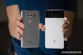 2 google pixel 2 xl vs lg v30 the perfect pair for right now