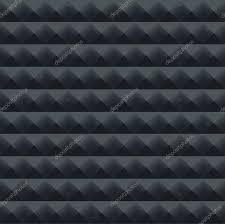 background of acoustic foam wall soundproofing vector pattern