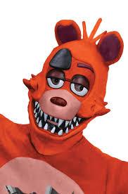 five nights at freddy u0027s foxy 3 4 mask walmart com