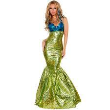 fairy tales halloween costumes aliexpress com buy women shining bra mermaid costumes 2016