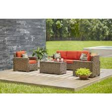 water resistant patio furniture outdoors the home depot