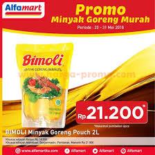 promo alfamart terbaru promo minyak goreng murah periode 23 31 mei