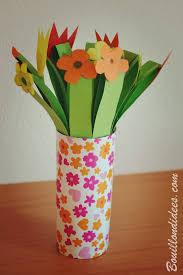 Fleurs Pour Fete Des Meres Diy Bricolage