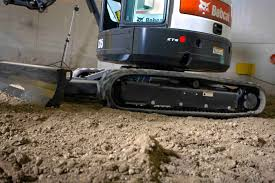 tracking undercarriage wear on compact excavators is a must
