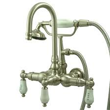 bathrooms design fancy unlacquered brass kitchen faucet for home