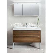 Floor Standing Mirrored Bathroom Cabinet Melamine Bathroom Cabinet China Melamine Bathroom Cabinet Supplier