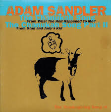 adam sandler the thanksgiving song the chanukah song cd at discogs