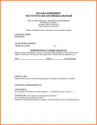 loan agreement format doc loan agreement form doc loan agreement