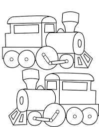 train coloring image coloring pages coloring