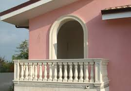 arco in pietra per interni balaustre pietra leccese carparo per interni ed esterni