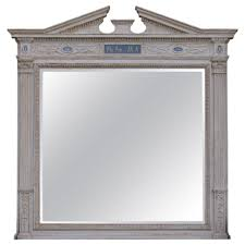 adam style house 19th century english country house architectural mirror in the
