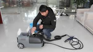 Upholstery Dry Cleaner Gms 2 Dry Foam Upholstery Sofa Cleaning Machine Youtube