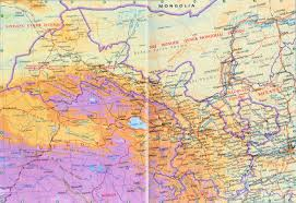 Shenyang China Map by Gansu Travel Map Gansu Location Map Gansu Attraction Map