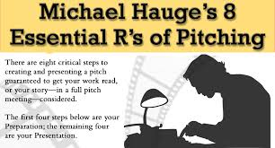 how to write a pitch in 8 essential steps