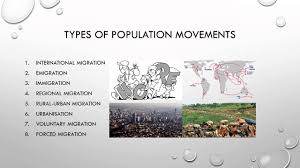 population movements migration types of migration youtube