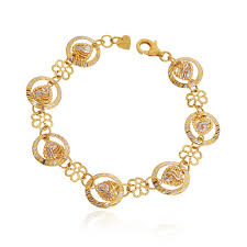 gold bracelet chain designs images Fancy gold bracelet for who admit in love light weight jewellery jpg