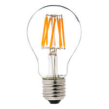 a19 led bulb 50 watt equivalent led filament bulb 12v dc 490