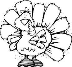 turkey clipart black and white free best turkey clipart