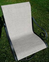 replacement slings for winston patio chairs patio sling fabric replacement fp 012 balsa phifertex wicker