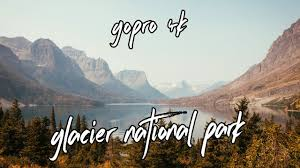 going to the sun road gopro most scenic drive in america youtube