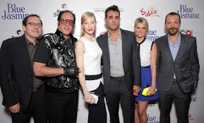 cate blanchett and the cast of blue jasmine talk woody allen red